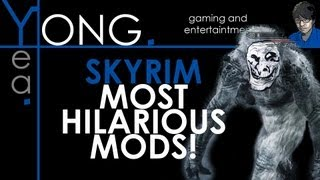Skyrim Mods - MOST HILARIOUS MODS
