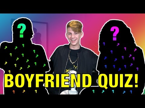 The Boyfriend Quiz