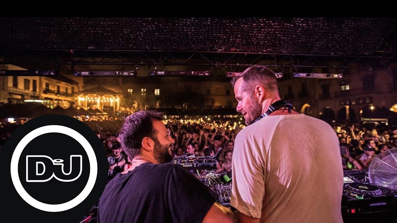 Adam Beyer B2B Enrico Sangiuliano EPIC Techno DJ Set From Drumcode