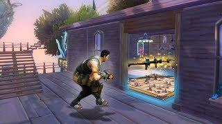 EPIC TRAP TROLLING! *HILARIOUS!* | Fortnite Battle Royale Funny Moments thumbnail