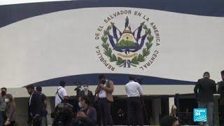 El Salvador: Asamblea afín al presidente Bukele destituyó a Corte Suprema y al fiscal
