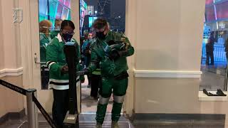 Dallas Stars Fans In Attendance At Home Opener