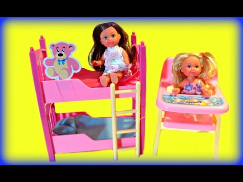 How to Make a Wooden 18 Inch Doll Bed for About $10.00 : Plus Bunk Beds Via YouTube