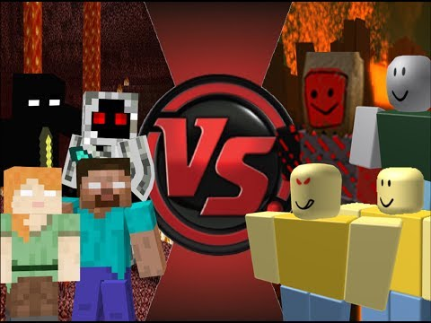 Viruses Vs Hackers (Herobrine Vs John Doe 3) Animation Battles 20!