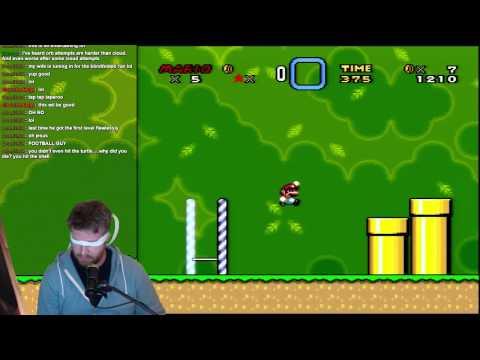 Super Mario World Blind%