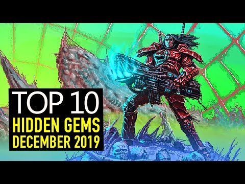 Top 10 BEST Indie Game Hidden Gems – December 2019 – PC, Switch, Xbox
