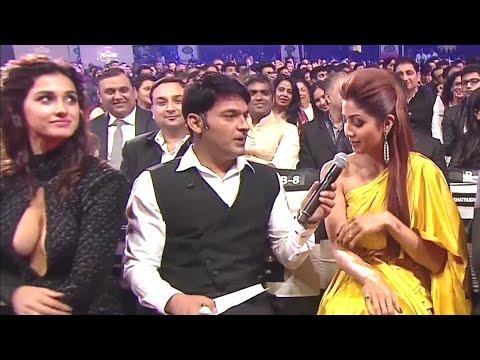 Kapil Sharma Most Funny Moment in Star Screen Award Show Shraddha Kapoor