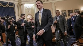 Days Before Firing, Comey Asked for Money for Russia Investigation
