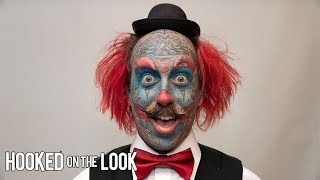 I'm A Tattooed Permanent Clown | HOOKED ON THE LOOK