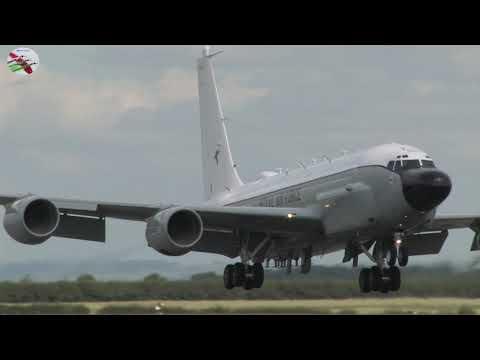 Waddington Airshow 2014 Not With ATC Radio