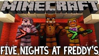 Five Nights at Freddy's | Minecraft Hide & Seek