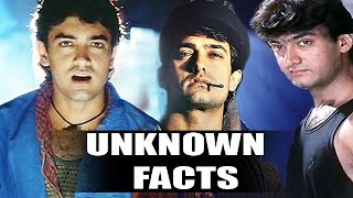 Top 5 Bollywood Movies Aamir Khan REJECTED | Birthday Special Trivia