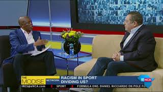 Dr Ali Bache discusses transformation in sports. Part 1