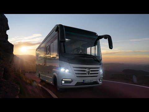 Morelo Loft Liner 2021 Iveco Eurocargo Luxuswohnmobil.