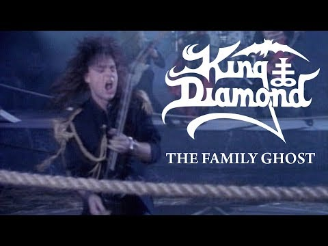 """King Diamond """"The Family Ghost"""" (OFFICIAL VIDEO)"""