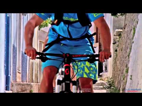 Club Mistral Karpathos   Mountain Bike Center