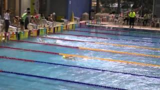 2013-14 九東學界小學校際游泳比賽(下午場) 女甲4x