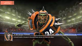 Mutant Football League Dynasty Edition Gameplay (PC game).