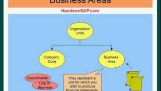 SAP ECC ERP Tutorial - Client, Company Code, and Business Area