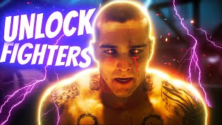 Unlock Fighters in Fight Night Champion Xbox 360