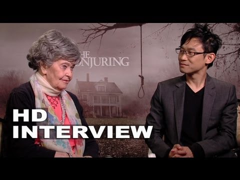The Conjuring: James Wan & Lorraine Warren Official Interview Part 1