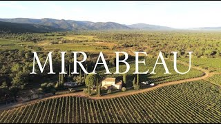 Jeany and Stephen Cronk introduce Domaine Mirabeau