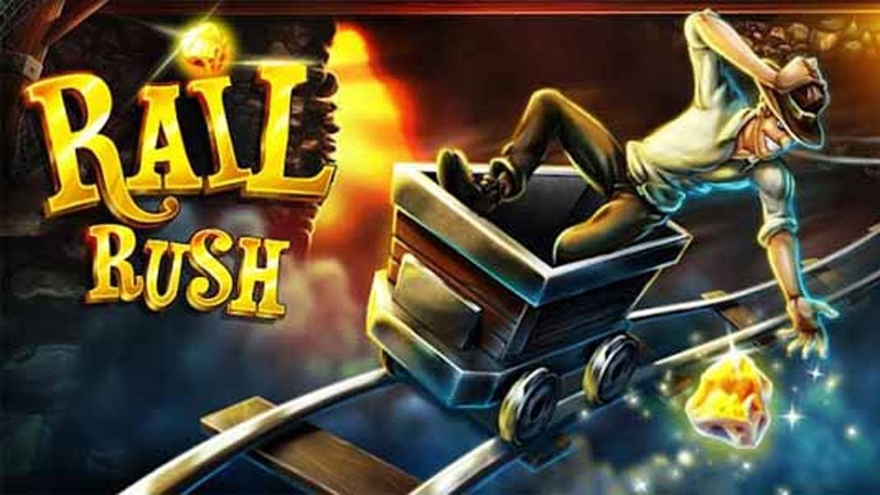 Rail Rush (Android games 2016)
