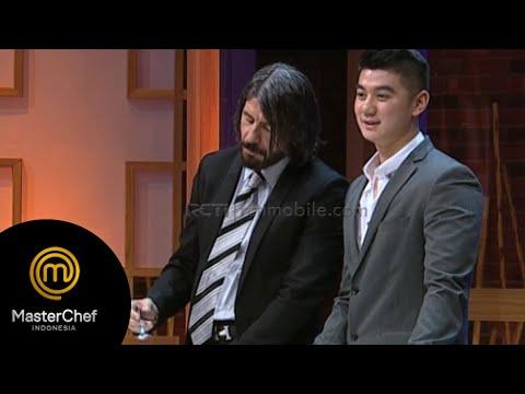 Axhiang dan Henry kena deh sama juri [Master Chef Indonesia Session 4] [23 Agustus 2015]