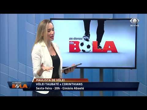 OS DONOS DA BOLA 07 08 2018 PARTE 01