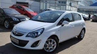Скачать Про Машину Opel Corsa 2013
