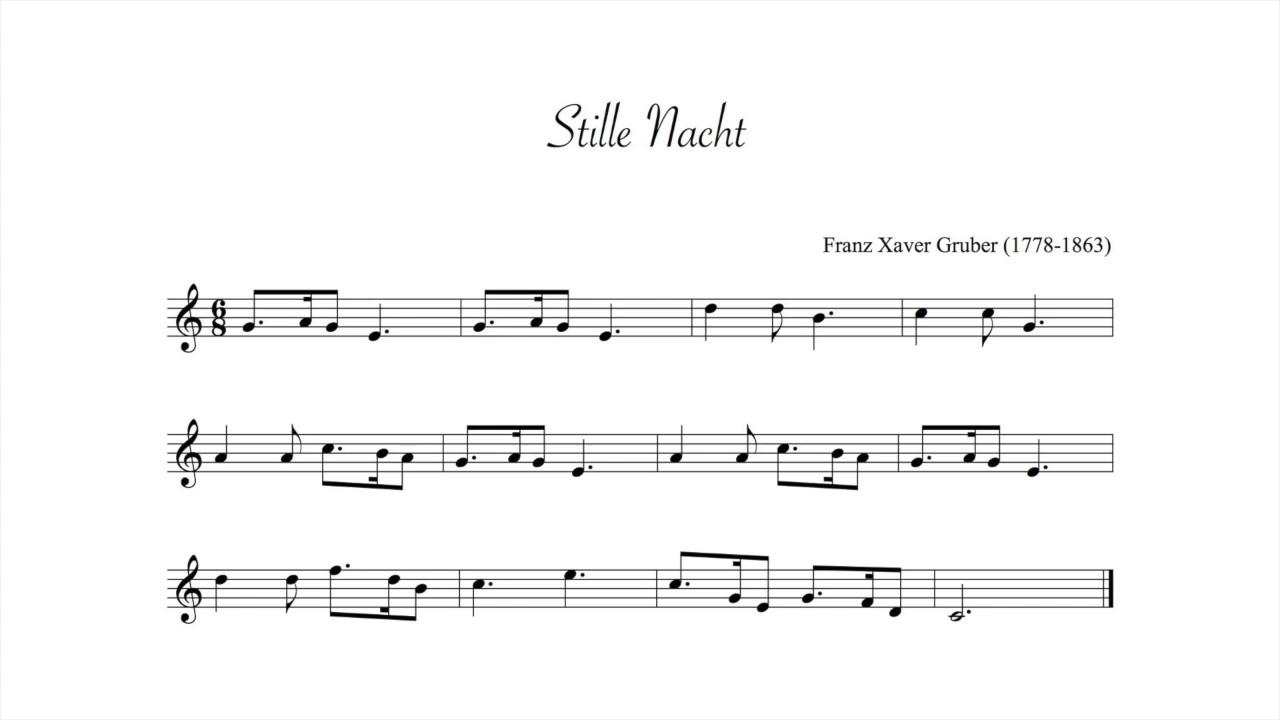 Weihnachtslieder Mit Noten Kostenlos Ausdrucken.Weihnachtslieder Für Trompete Noten Und Begleitung Trompete