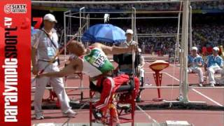Beijing 2008 Paralympic Games - Athletics Outtakes Part 1