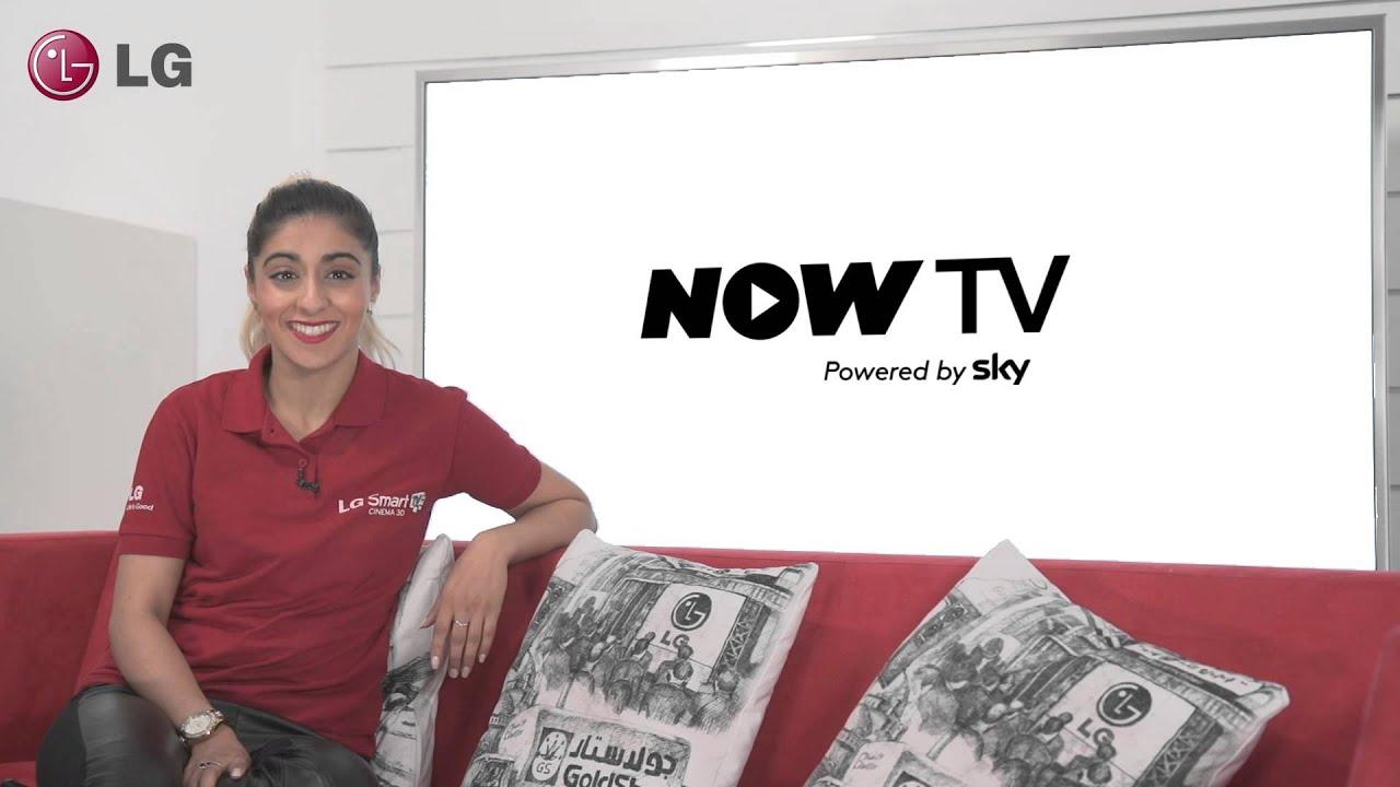 Lg Smart Tv Now Tv Youtube