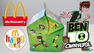 Хэппи Мил McDonald's [Ben 10](, 2014-08-24T11:44:35.000Z)