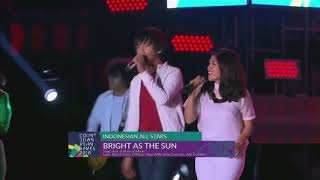 Gambar cover 'Bright As The Sun' Official Theme Song   Live at Countdown Asian Games 2018