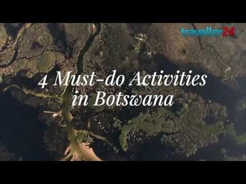 #FindYourEscape Botswana