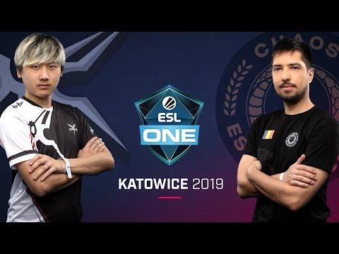 Chaos vs Mineski - ESL One Katowice 2019 - Game 2