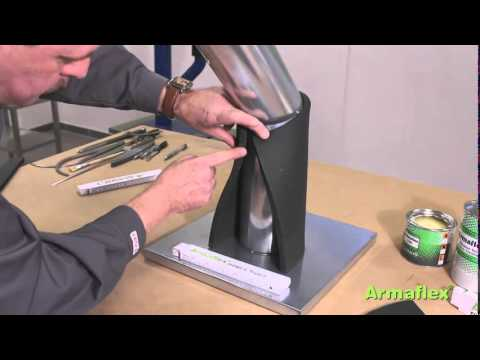 ArmaFlex® Sheet - Offset Angle Application Video