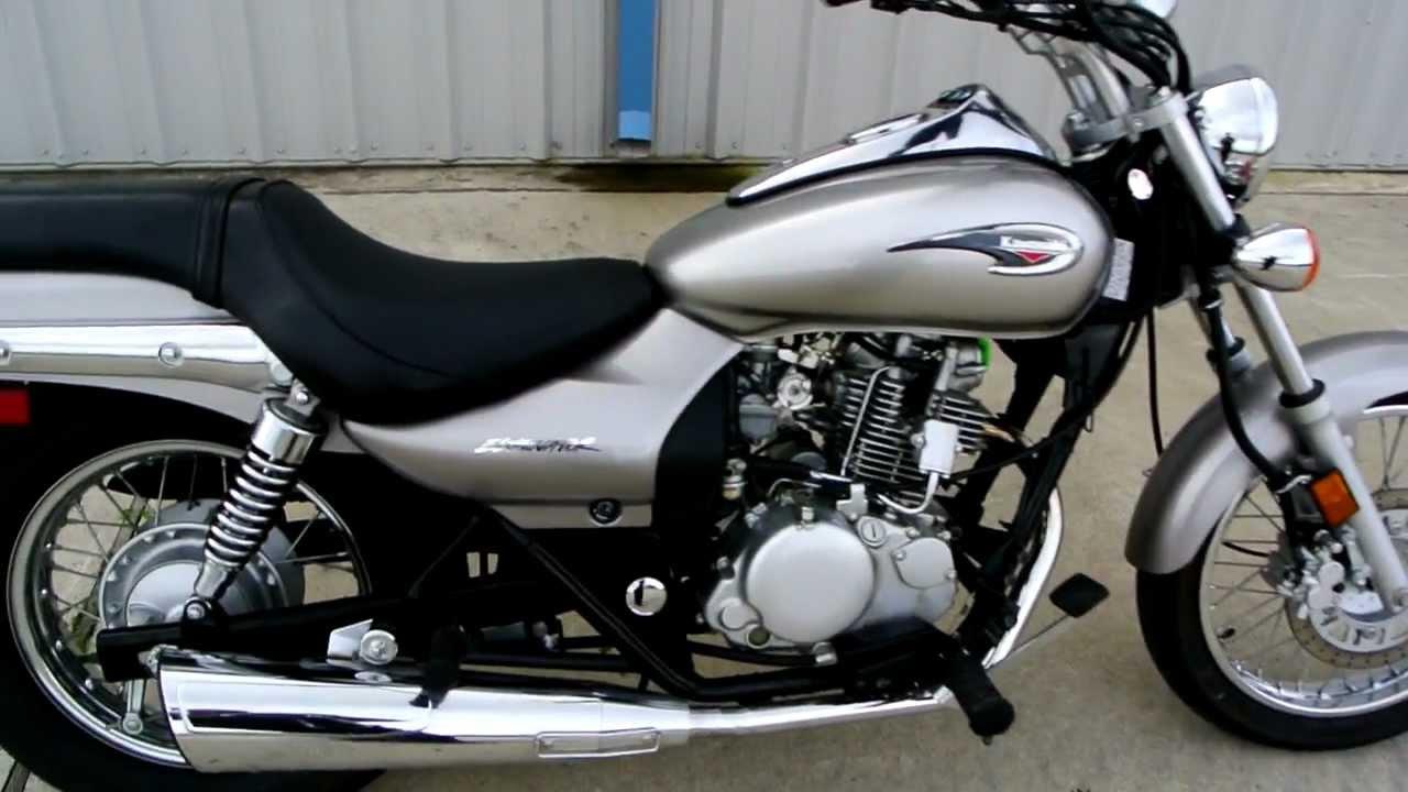 125 Eliminator Mpg Kawasaki 2009