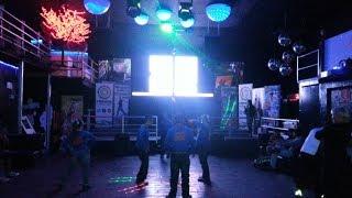 """""""Chicago Musical, Zumba Master Class"""" en Club Caramel, La Florida. En beneficio """"Grupo Alegría Down"""""""