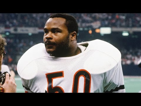 #57: Mike Singletary | The Top 100: NFL's Greatest Players (2010) | NFL Films