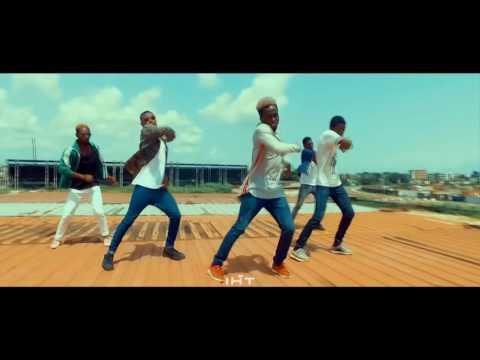 basko zyeute dance - Paranoyak crew Gabon