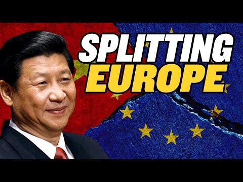 China Is Using The Coronavirus To Split Europe