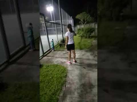 Esther Chelsea Baylon Watching Lawn Tennis (3)