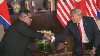 Recapping Trump's Singapore summit with Kim Jong Un