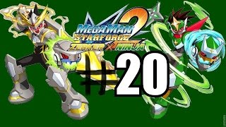 MegaMan Star Force 2 Zerker x Ninja Gameplay Walkthrough Part 20