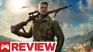 Sniper Elite 4 Review thumbnail
