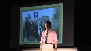 A matter of laugh or death | Frank King | TEDxRenfrewCollingwood