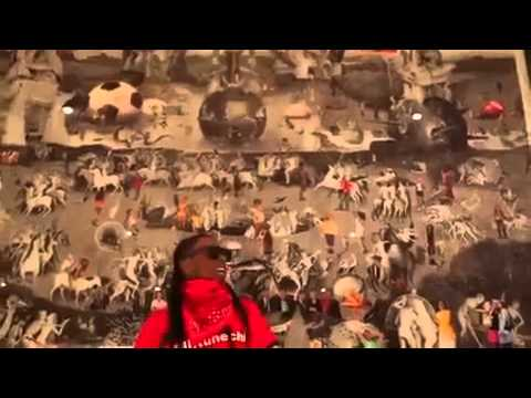 Lil Wayne Ft. Gucci Mane - Steady Mobbin (Official Video) (Dirty)
