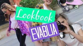 LOOKBOOK EVABLIA COLLAB// OLIVIA GRACE ✯